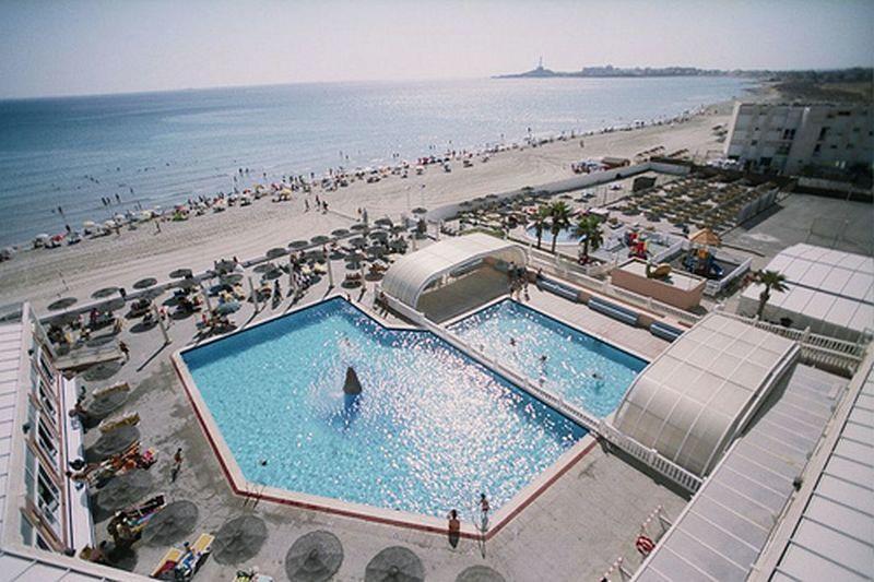 Holidays at Entremares Biobalneario Marino Hotel in La Manga, Costa Calida