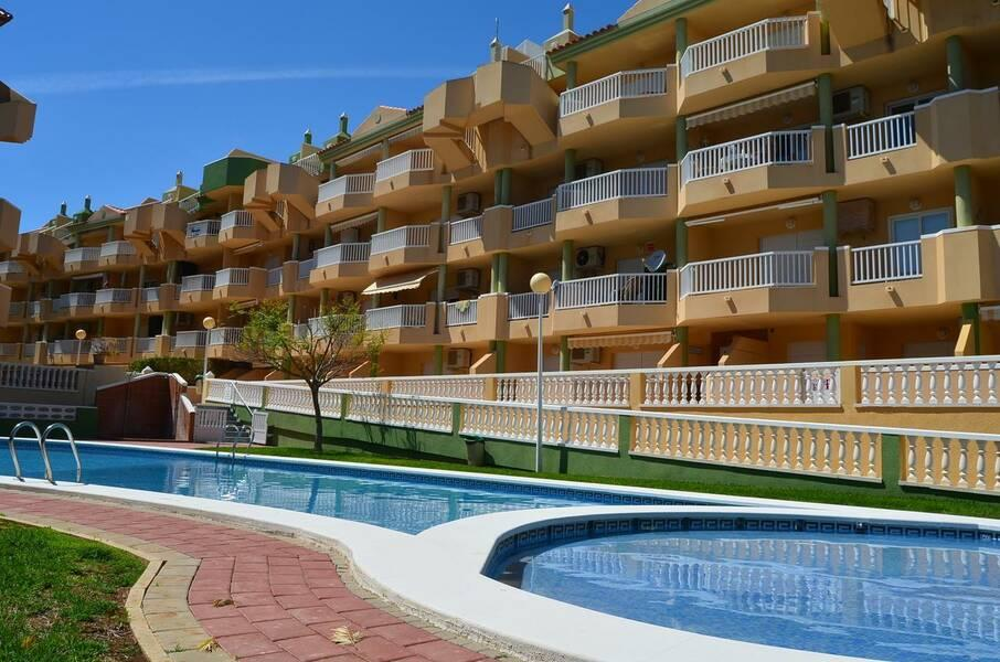 Holidays at Villas De Frente Marino Hotel in La Manga, Costa Calida