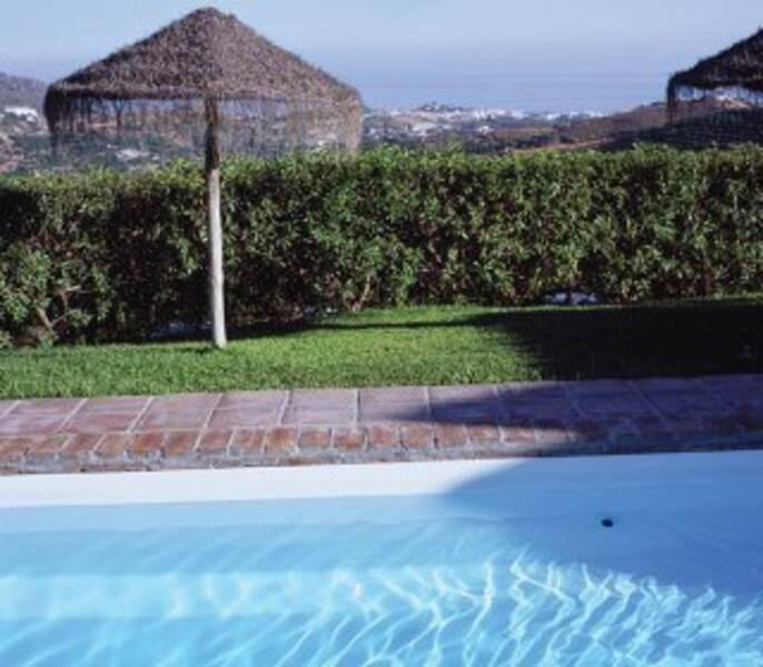 Holidays at La Posada Morisca Hotel in Frigiliana, Costa del Sol