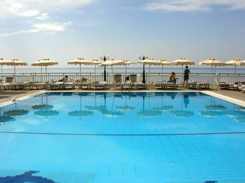 Holidays at Coralli Studios Hotel in Pefkos, Rhodes