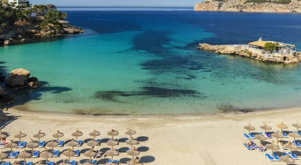 H10 blue mar hotel camp de mar majorca spain book h10 for Designhotel palma