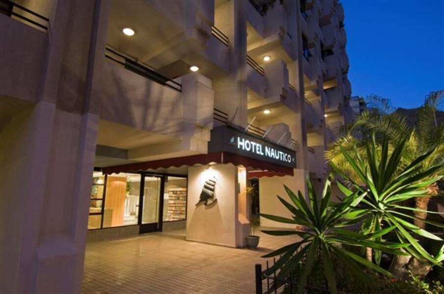 Holidays at Nautico Hotel in Santa Cruz, Tenerife