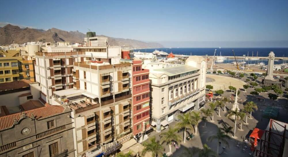Holidays at Adonis Plaza Hotel in Santa Cruz, Tenerife