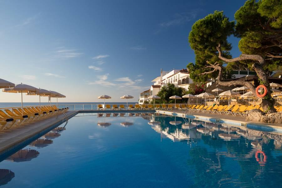 Holidays at H Top Caleta Palace Hotel in Platja d'Aro, Costa Brava