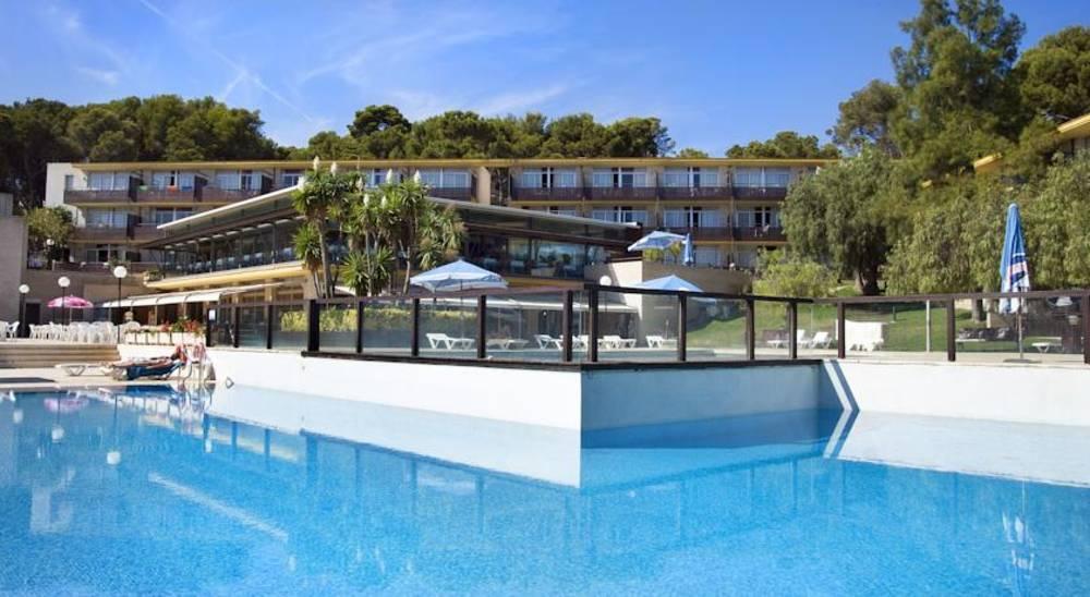 Holidays at Comtat Sant Jordi Aparthotel in Platja d'Aro, Costa Brava
