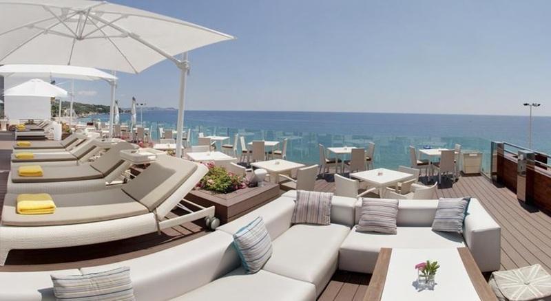 Holidays at Cosmopolita Hotel in Platja d'Aro, Costa Brava