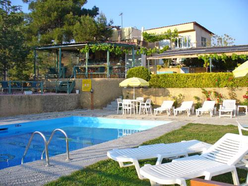 Holidays at Sunset Apartments in Limenaria, Thassos Island