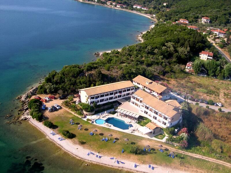 Holidays at Porto Ligia Hotel in Lygia, Lefkas
