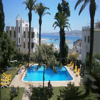 Holidays at Rembrandt Hotel in Tangier, Morocco