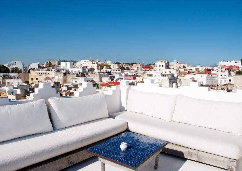 Holidays at Riad Dar Nour Hotel in Tangier, Morocco