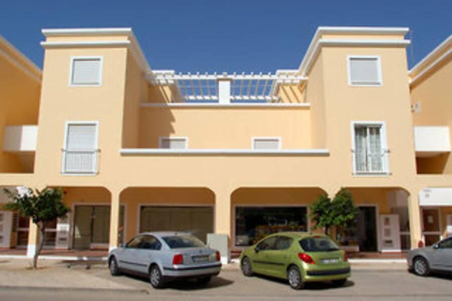 Holidays at Altura Mar Apartments in Altura, Algarve