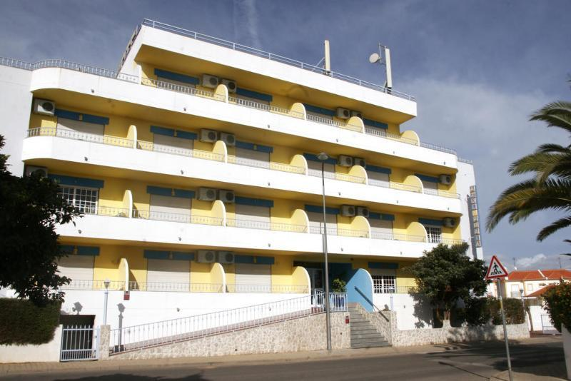 Holidays at Azul Praia Hotel in Altura, Algarve