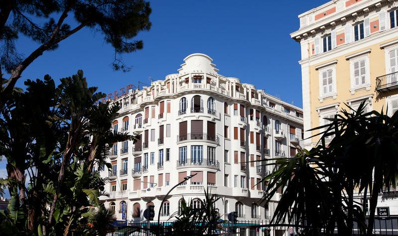 Holidays at Albert 1er Hotel in Nice, France