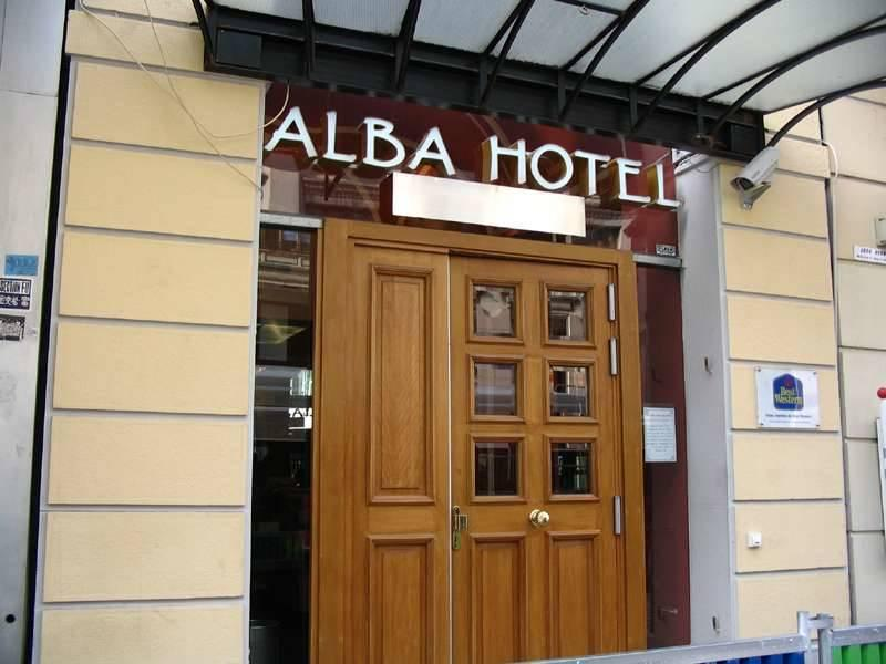 Holidays at Best Western Alba Hotel in Nice, France