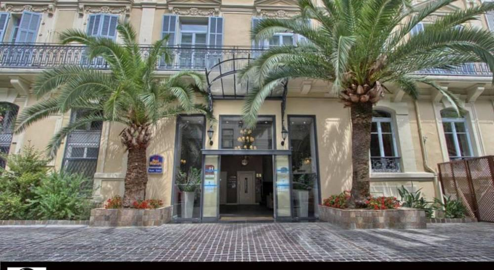 Holidays at Best Western New York Hotel in Nice, France