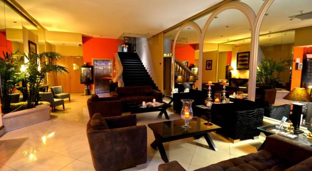 Holidays at Best Western De Madrid Hotel in Nice, France