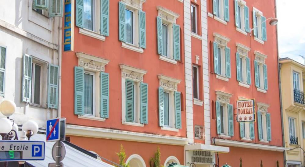 Holidays at Boreal Hotel in Nice, France
