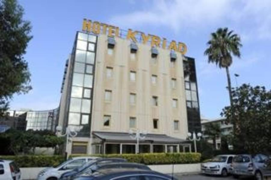 Holidays at Kyriad Nice St Isidore Hotel in Nice, France