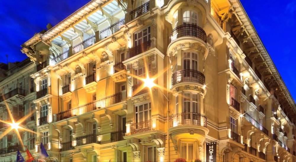 Holidays at Massena Hotel in Nice, France