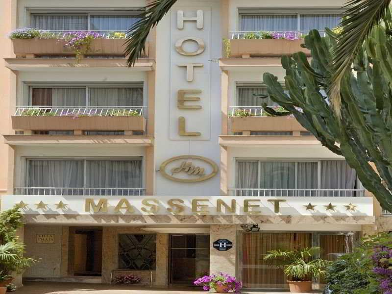 Holidays at Massenet Hotel in Nice, France