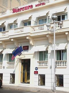 Holidays at Mercure Marche Aux Fleurs Hotel in Nice, France