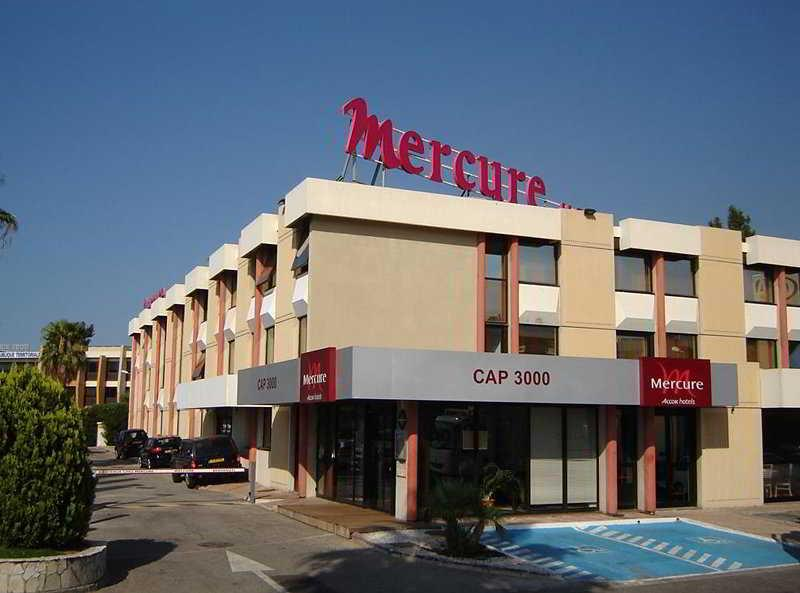 Holidays at Mercure Nice Cap 3000 Aeroport Hotel in Nice, France