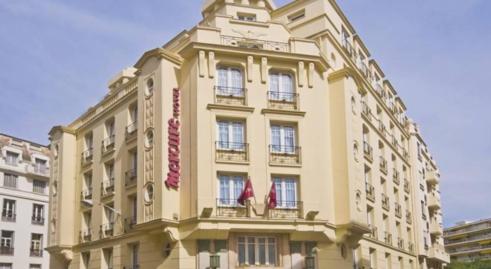 Holidays at Mercure Nice Grimaldi Hotel in Nice, France