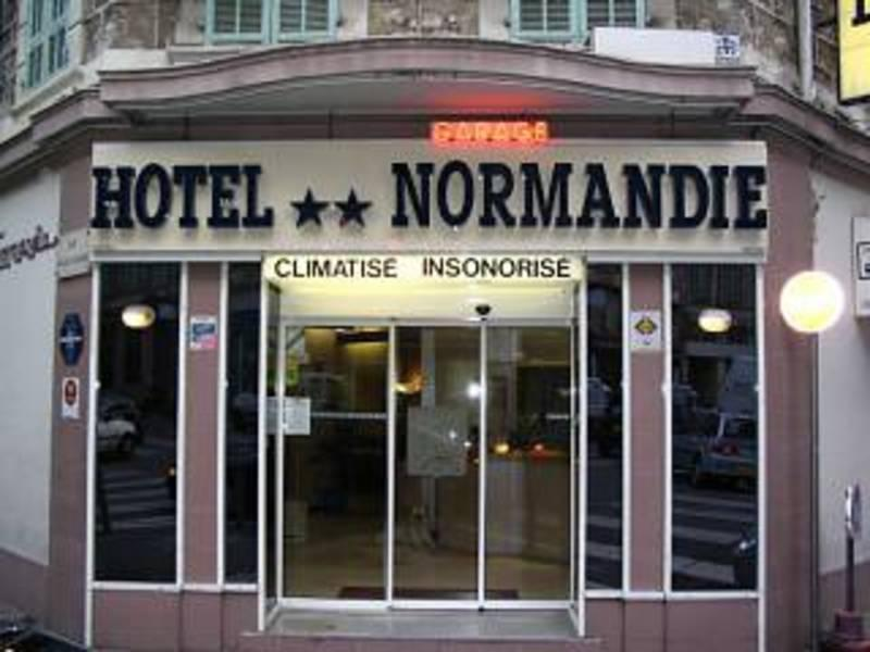 Holidays at Normandie Hotel in Nice, France
