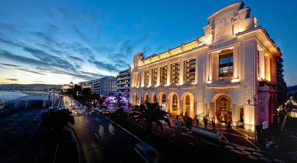 Holidays at Palais De La Mediterranee Hotel in Nice, France
