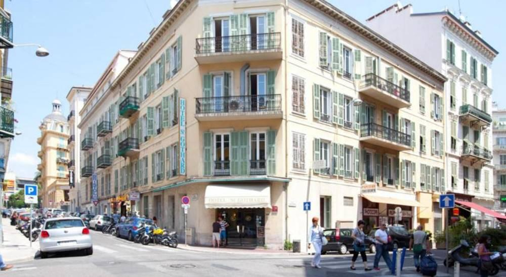 Holidays at Saint Gothard Hotel in Nice, France