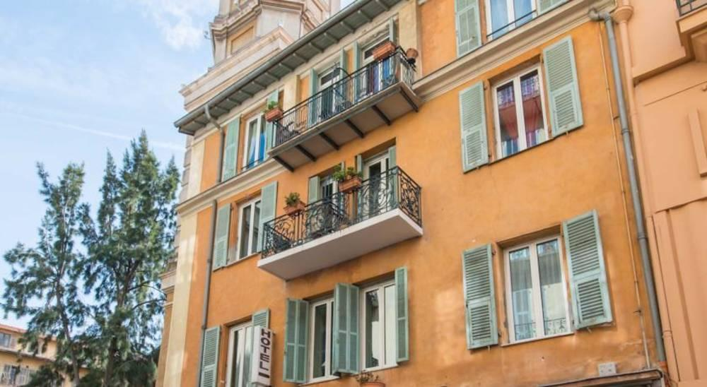 Holidays at Villa La Tour Hotel in Nice, France
