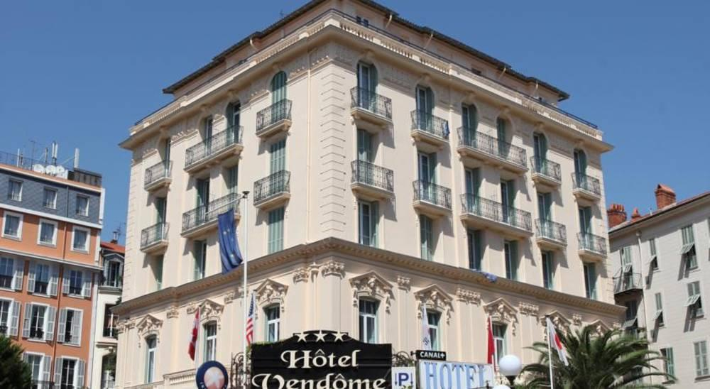 Holidays at Vendome Hotel in Nice, France