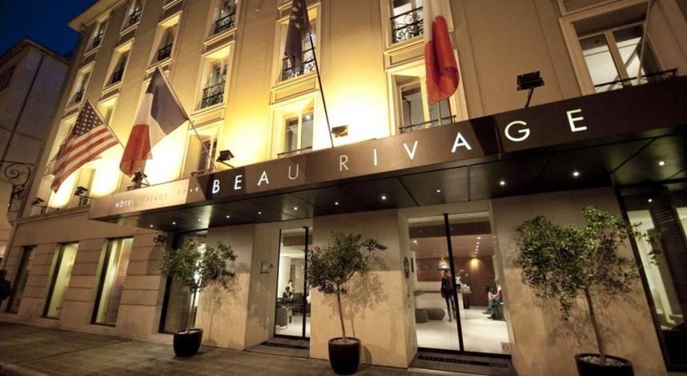 Holidays at Beau Rivage Hotel in Nice, France