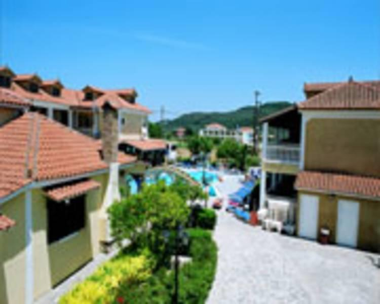 Holidays at Elpida Hotel in Alykanas, Zante