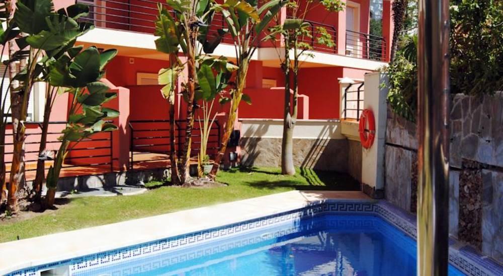 Holidays at Anoreta Apartments in Malaga, Costa del Sol