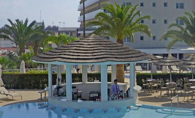 Holidays at Sunrise Garden Hotel in Protaras, Cyprus
