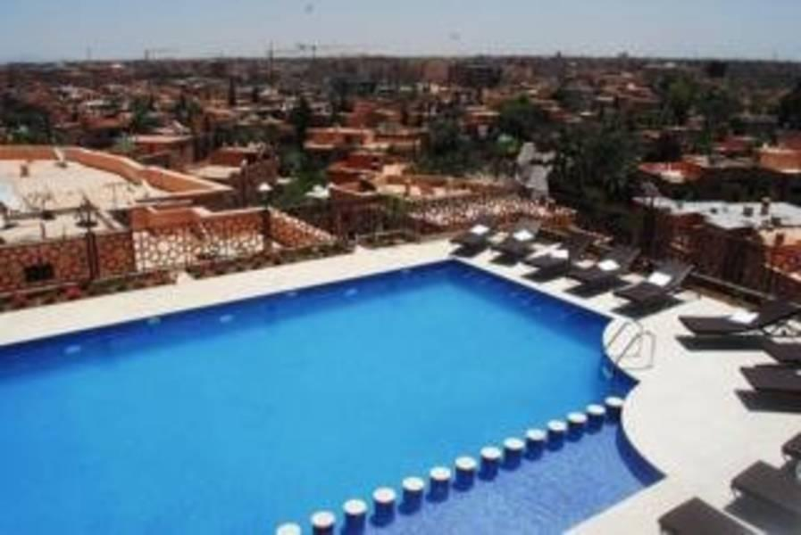 Holidays at Imperial Plaza Hotel in Marrakech, Morocco