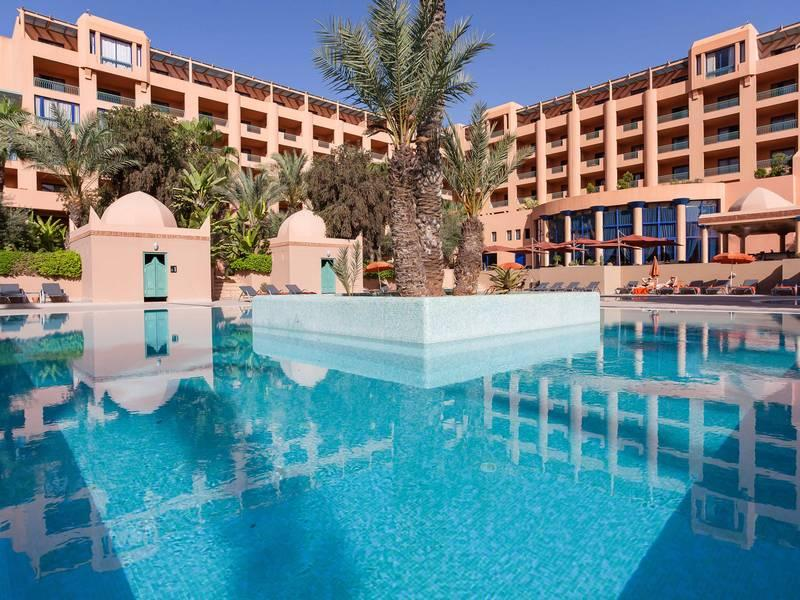 Holidays at Atlas Medina And Spa Hotel in Marrakech, Morocco