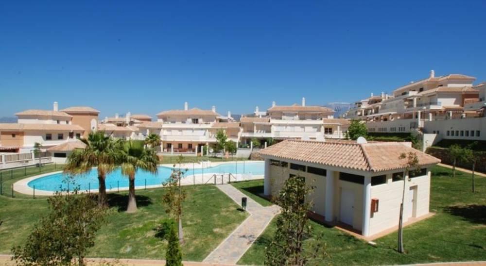 Holidays at Complejo Terrasol Baviera Golf Hotel in Torre del Mar, Costa del Sol