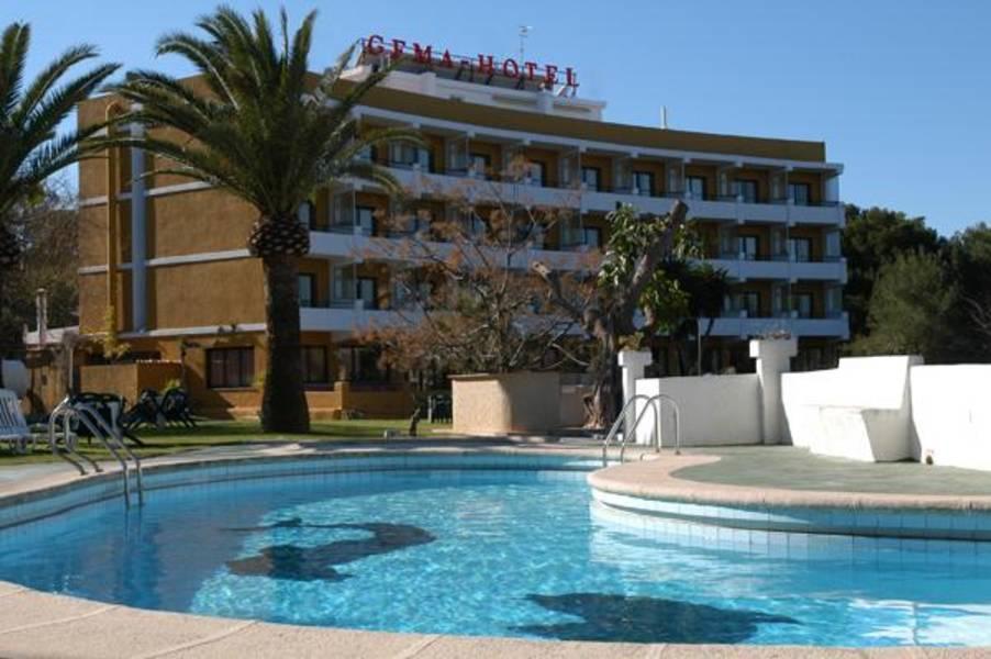 Holidays at Gema Hotel in Moraira, Costa Blanca
