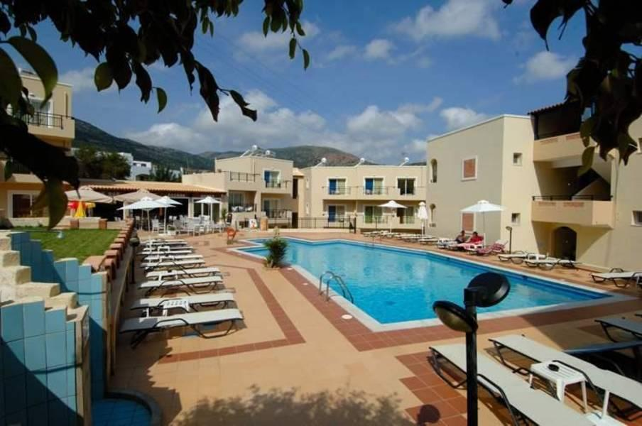 Rainbow Apartments, Stalis, Crete, Greece. Book Rainbow ...