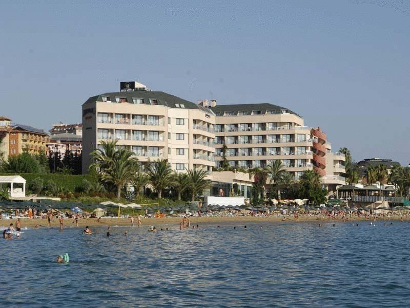 Holidays at Aska Just In Beach Hotel in Avsallar, Antalya Region
