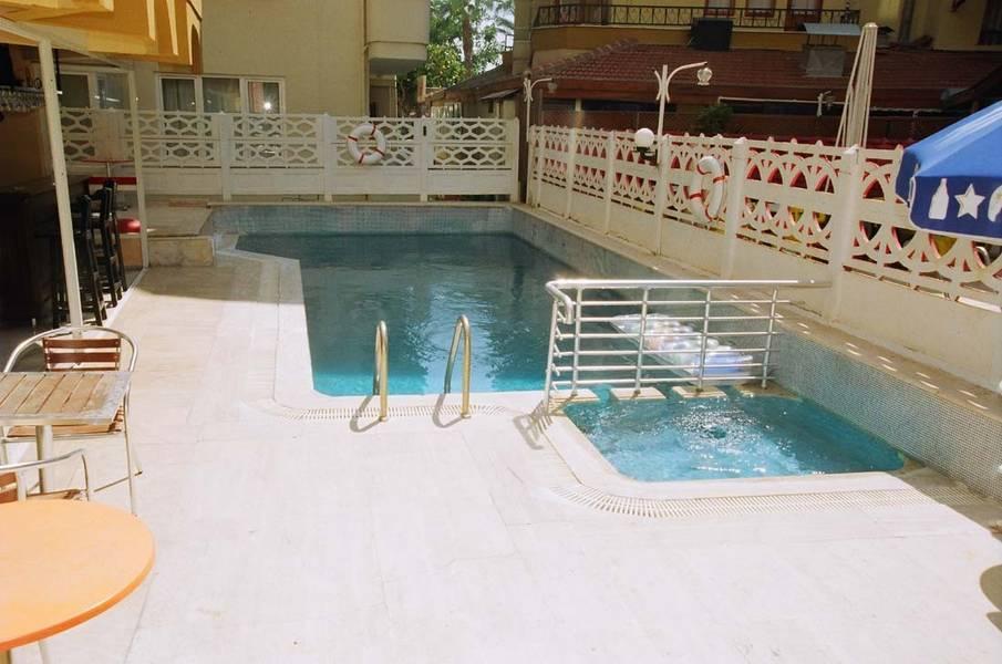 Holidays at Kleopatra Bebek Hotel in Alanya, Antalya Region