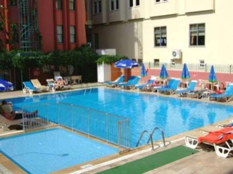 Holidays at Monart City Hotel in Alanya, Antalya Region