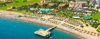 Holidays at Justiniano Club Park Conti Hotel in Okurcalar, Antalya Region