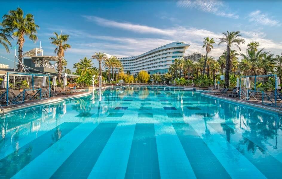 Holidays at Concorde Deluxe Resort in Lara Beach, Antalya Region