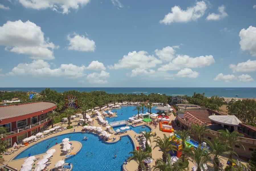 Holidays at Delphin Palace Hotel in Lara Beach, Antalya Region