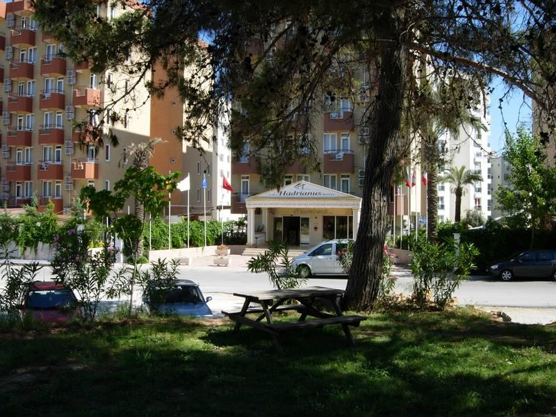 Holidays at Lara Hadrianus Hotel in Lara Beach, Antalya Region