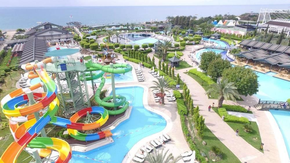 Holidays at Limak Lara Deluxe Hotel in Lara Beach, Antalya Region
