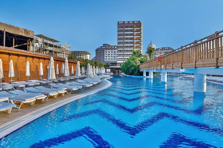 Holidays at Saturn Palace Resort Hotel in Lara Beach, Antalya Region